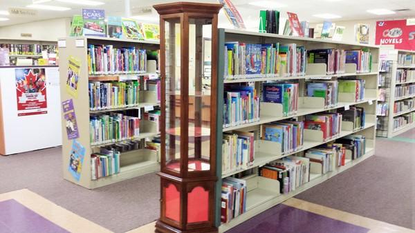 Библиотека Мордена