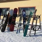 La Riviere — наш маленький горнолыжный курорт