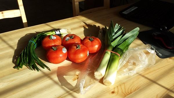 Канадские овощи