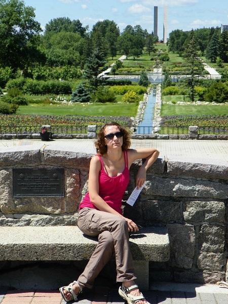 International Peace Garden и Boissevain