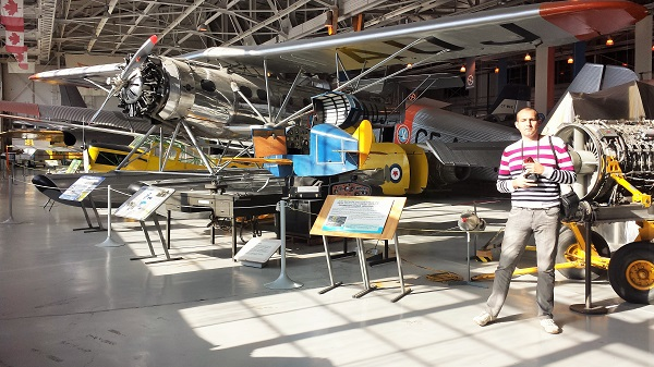 Aviation museum in Winnipeg (1)