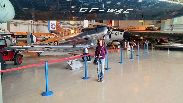 Aviation museum in Winnipeg (3)