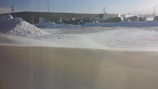 Winter in Morden 2015 (1)
