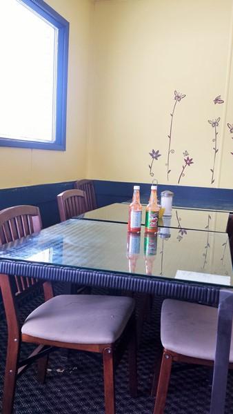 Мексиканское кафе в Мордене (2)