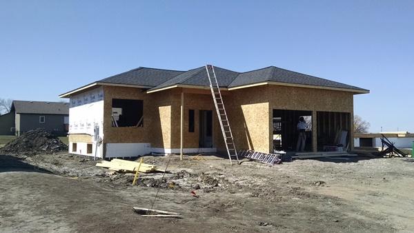6th week of building