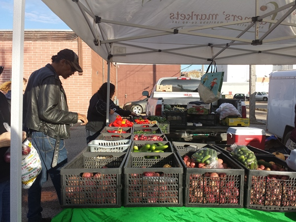 Morden Farmers Market