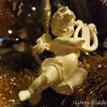 Дух Рождества и снежная буря