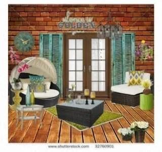 Mood Board Monday: Spring Garden Design