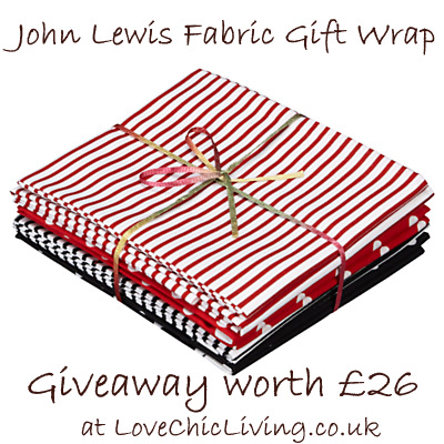 gift wrap giveaway