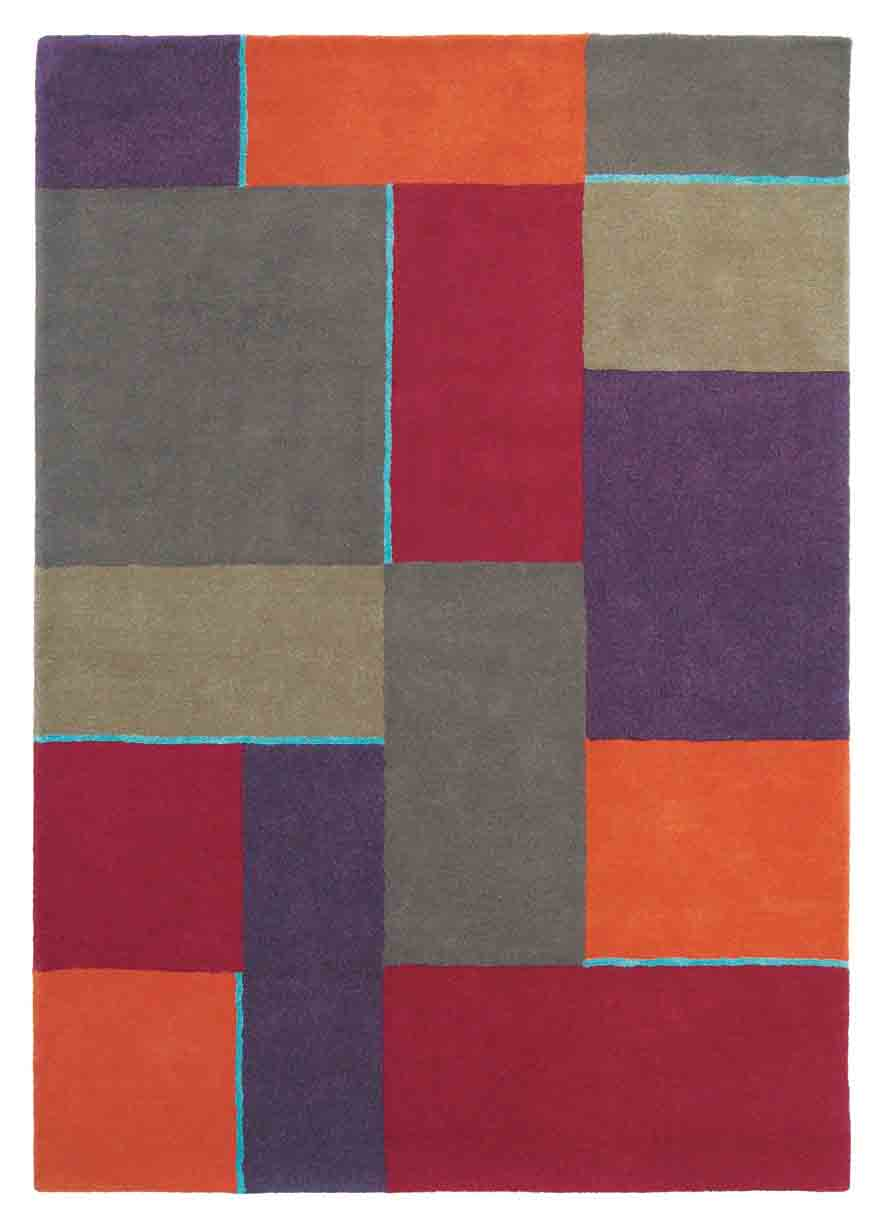 bright and bold rugs