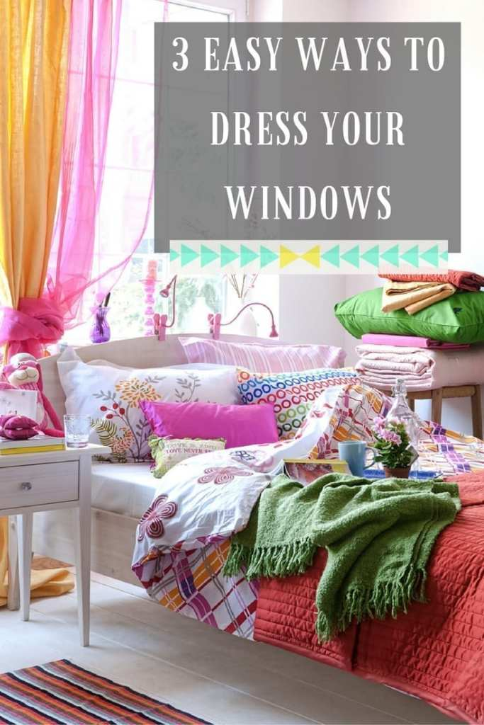 Top tips and inspiration for making your windows stand out, suggestions and ideas on how you can dress your windows to perfection!