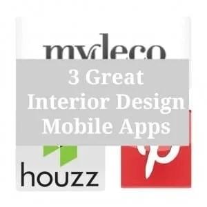 interior design apps for mobiles