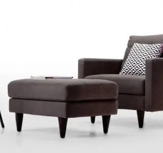 Chic Showcase: Geometric Print Cushions