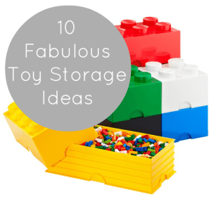 brilliant toy storage ideas for the bedroom and playroom