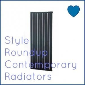 modern radiators from trade interiors