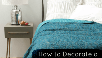 Decorating your Bedroom: Life or Death Essentials - Love Chic Living