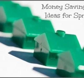 Money-Saving DIY Tips for Spring