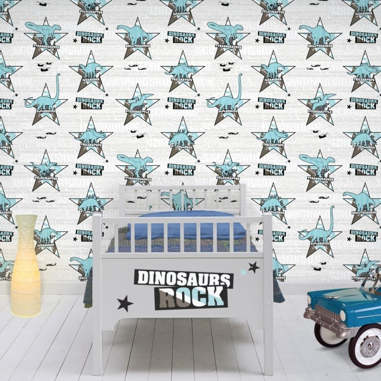 bespoke wallpaper for boys' bedrooms