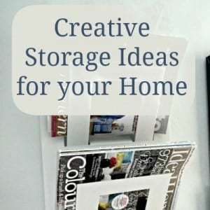 How to Find Extra Storage Space in your Home
