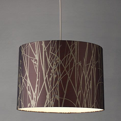 gorgeous John Lewis lamp shades
