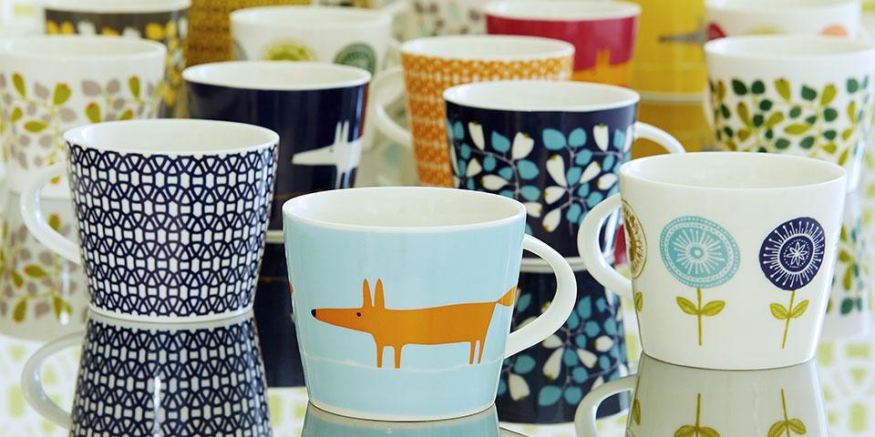 Harlequin Scion Mug Collection