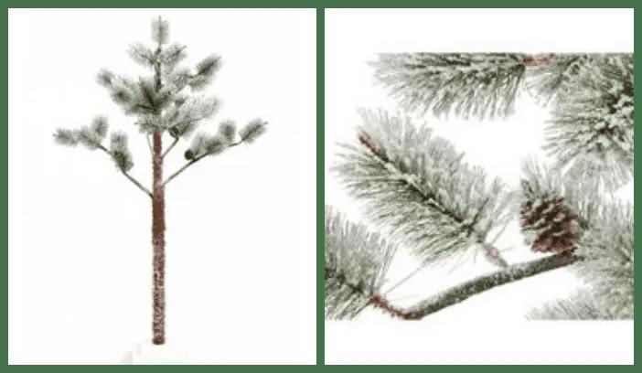 twig christms tree