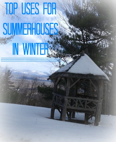 Great ideas to make the most of your summerhouse in the Winter months
