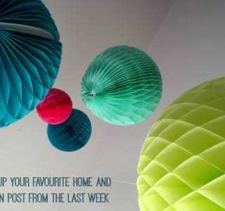 The Brand New #LoveYourHome Linky for Bloggers