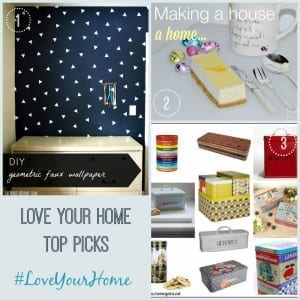 #LoveYourHome Linky for Bloggers – 17th April