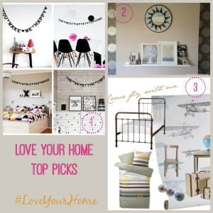 #LoveYourHome for Bloggers – 24th April