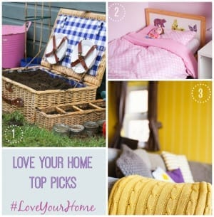#LoveYourHome Linky for Bloggers – 3rd April