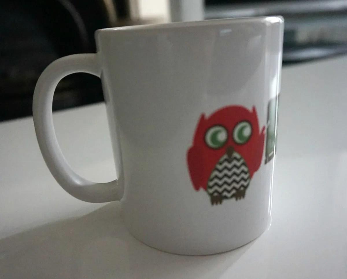 Zazzle mug