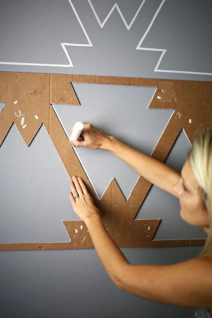 A beautiful mess wall art