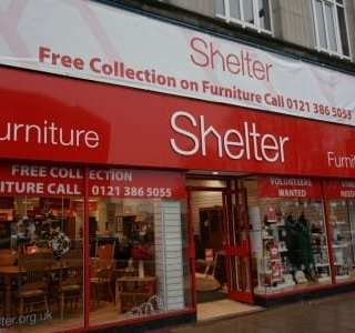 Charity: Donate and Upcycle your Furniture with Shelter