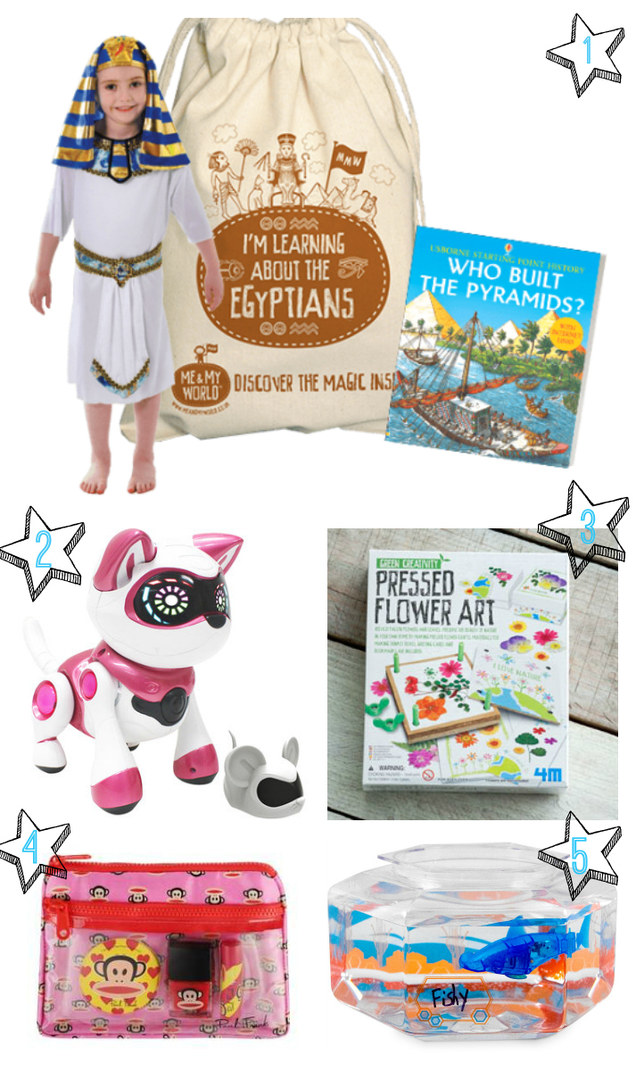 Young Girl Gift guide
