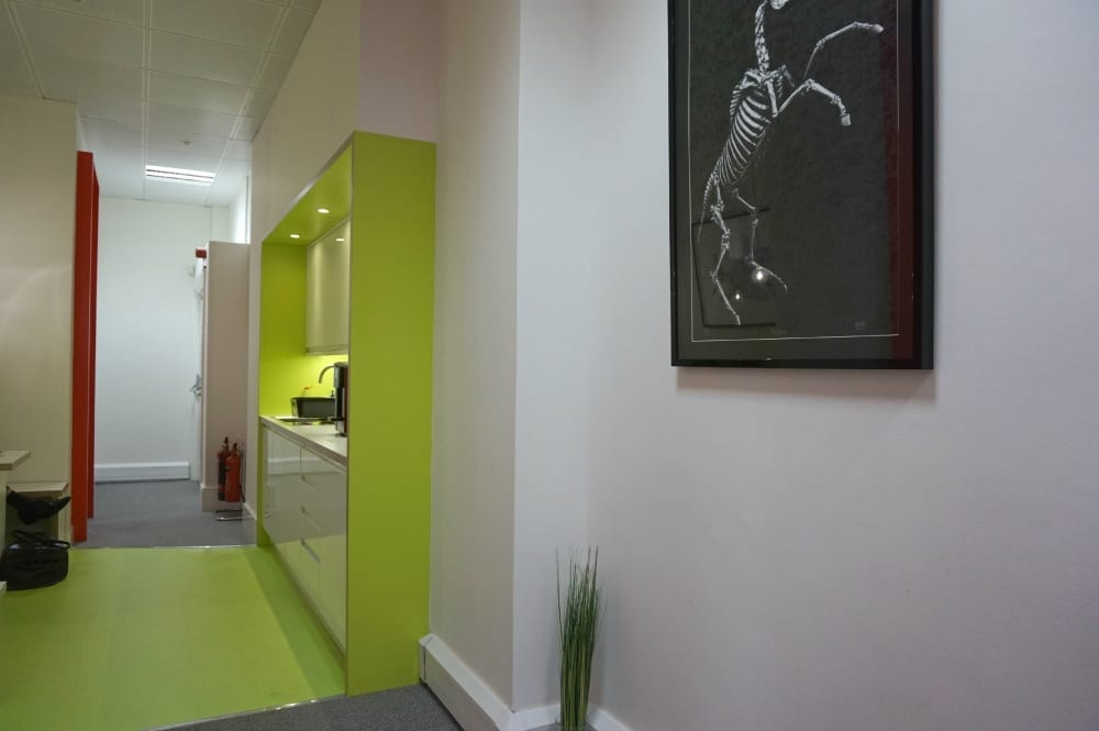 Casting agency offices