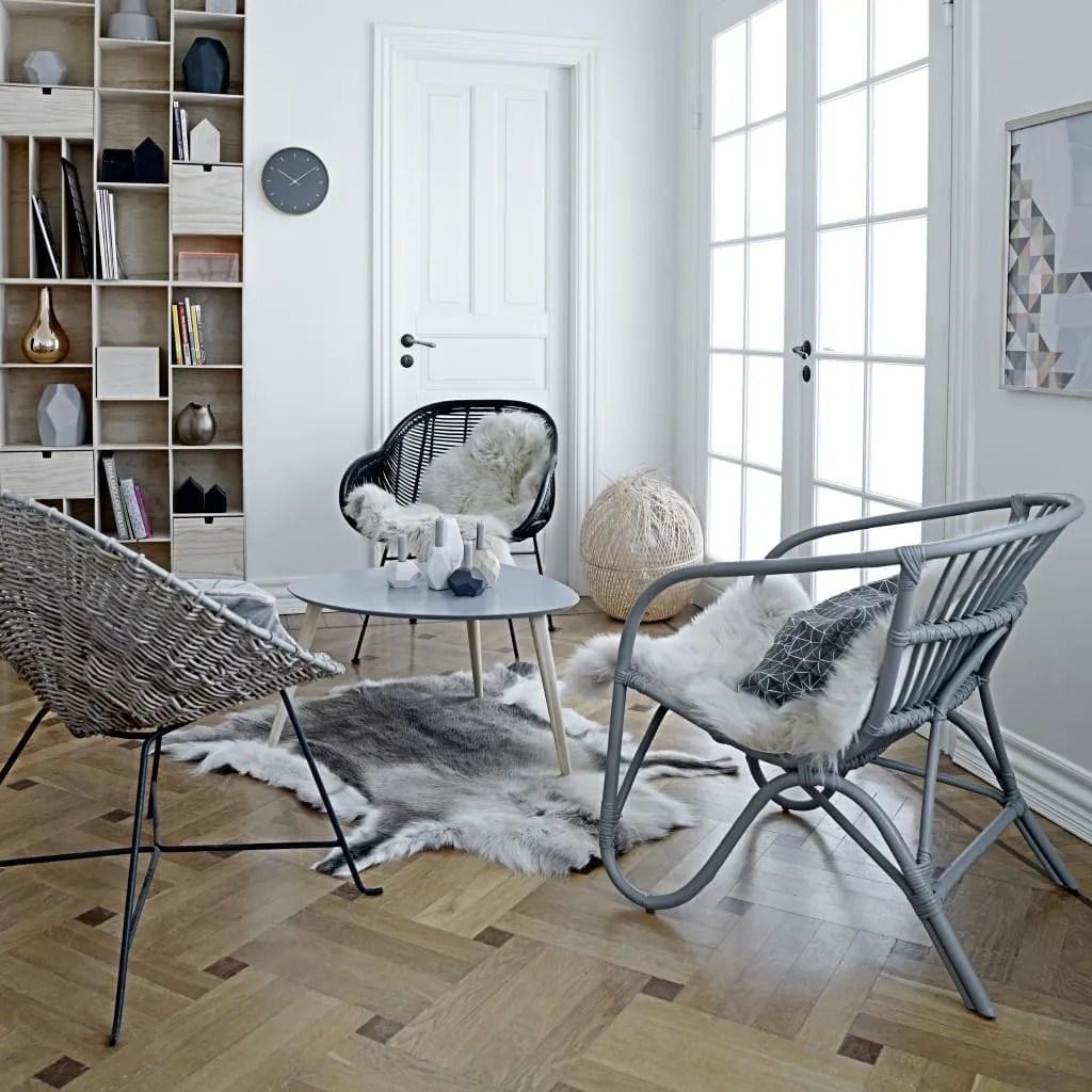 Finleigh rattan chair