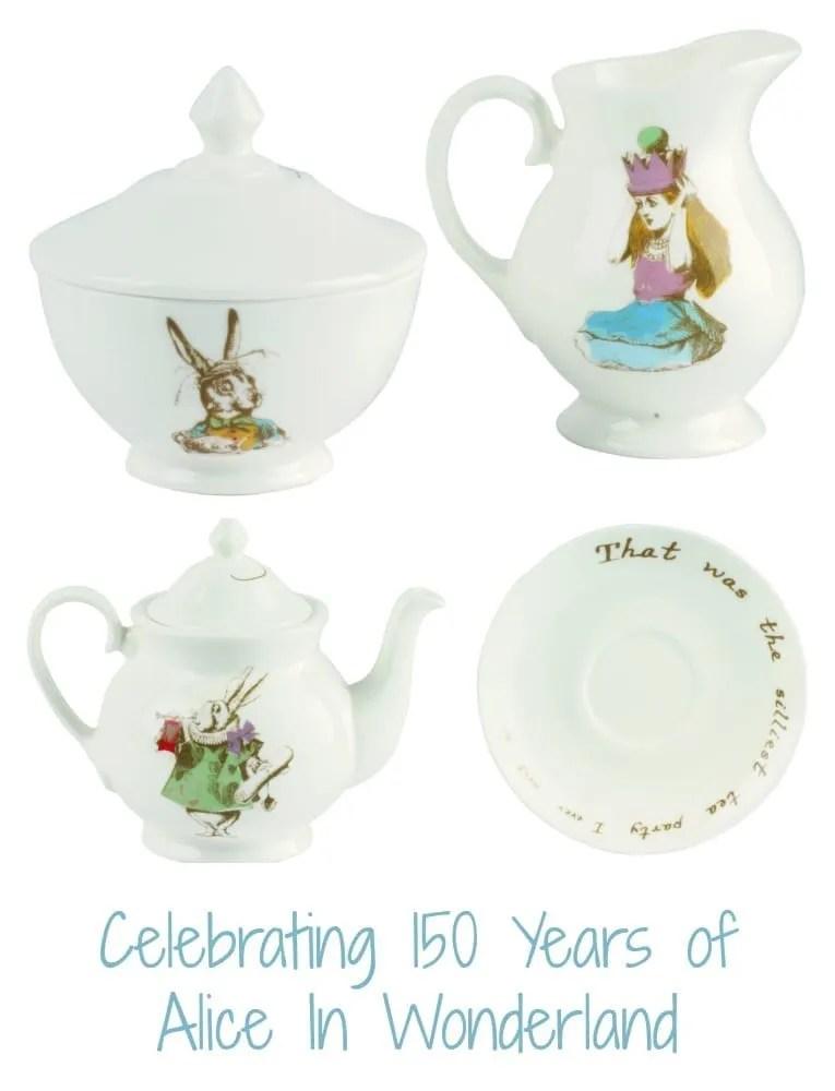 150 years of Alice in Wonderland