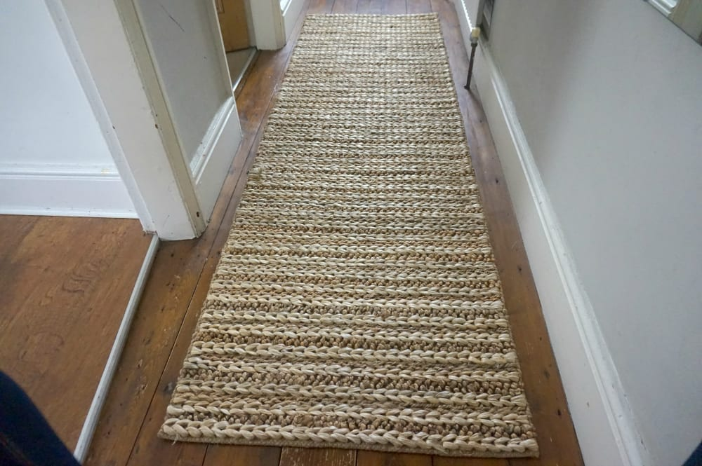 Jute runner review from All Floor Express
