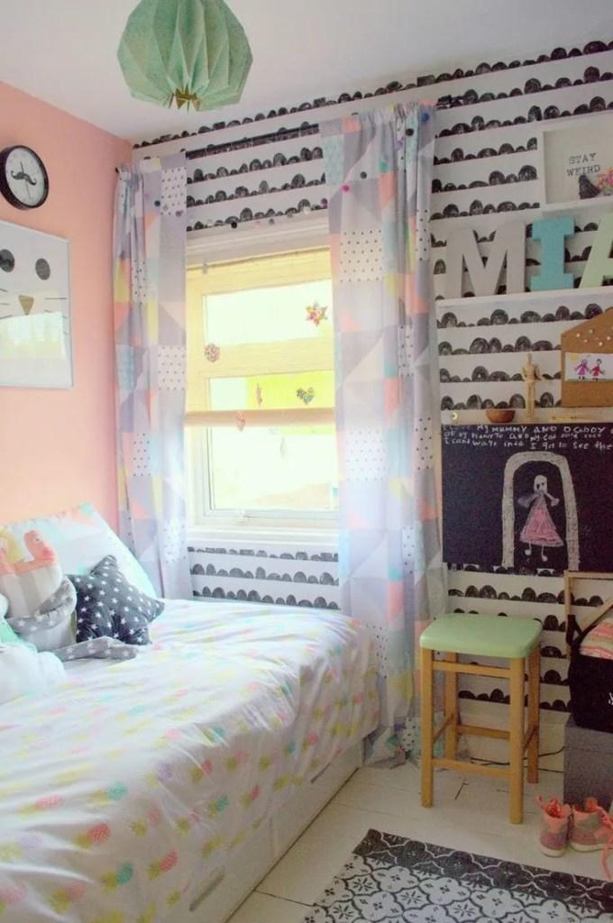 Nostalgie Cat's bedroom makeover