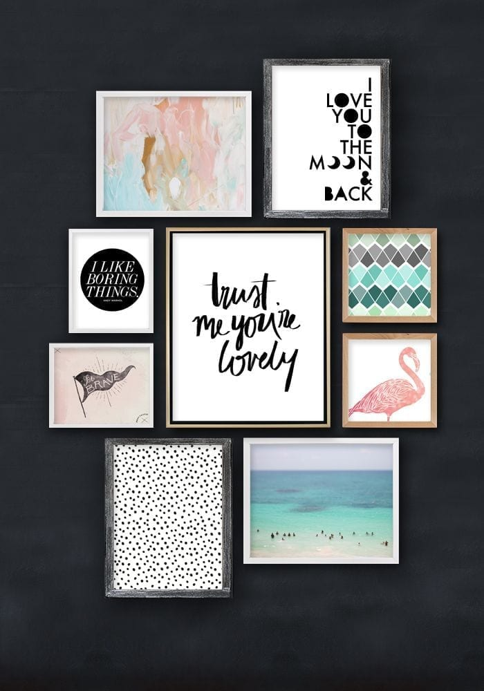 Free wall art downloads