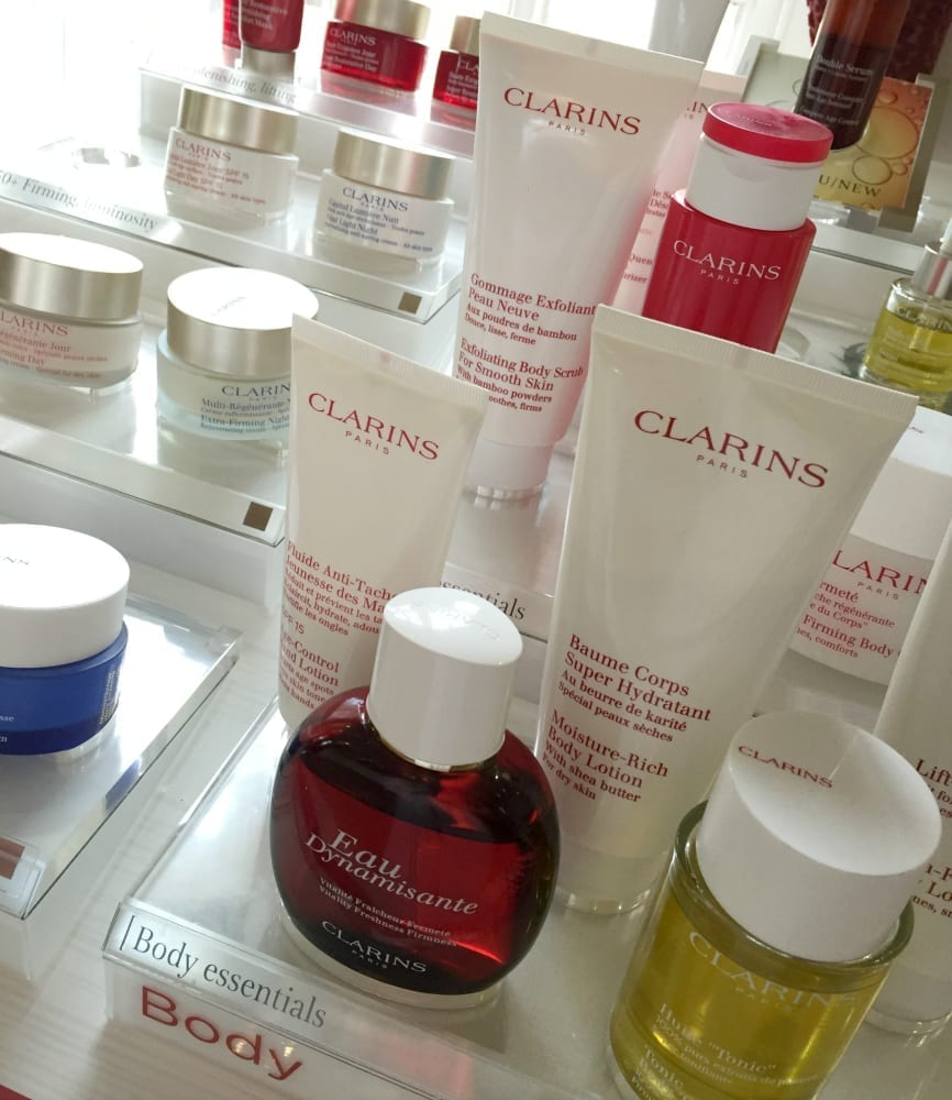 Clarins Signature Spa Day at Eden Hall