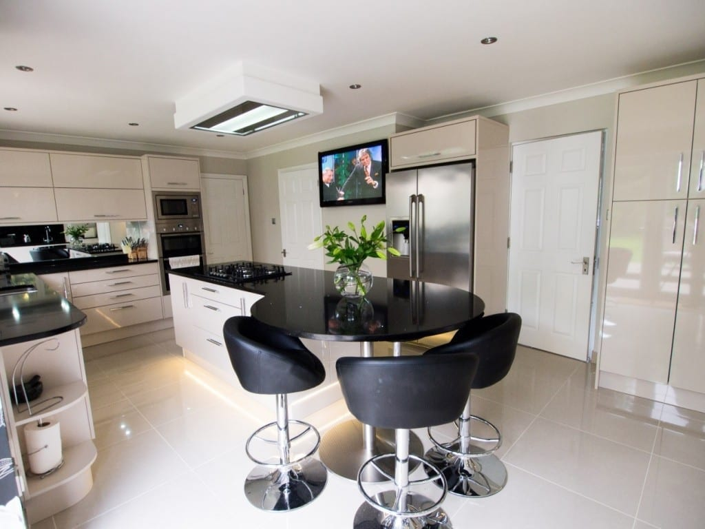 How to make your kitchen the perfect social space