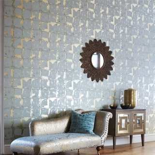 Wallpaper Wednesday: Harlequin Akoa from Leonida Collection