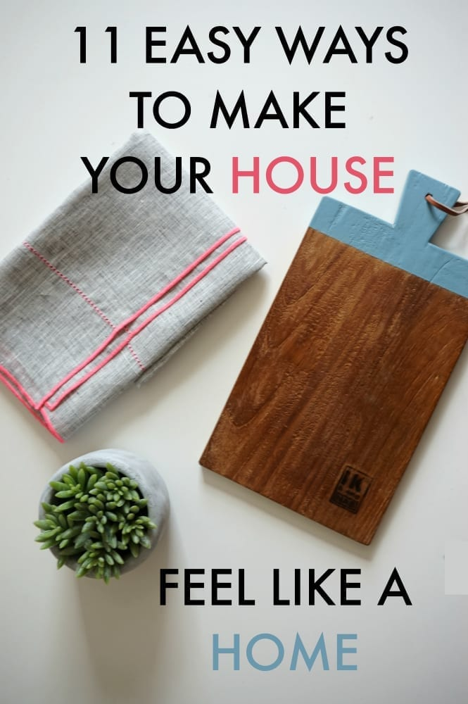 11 Easy Ways to Make your House