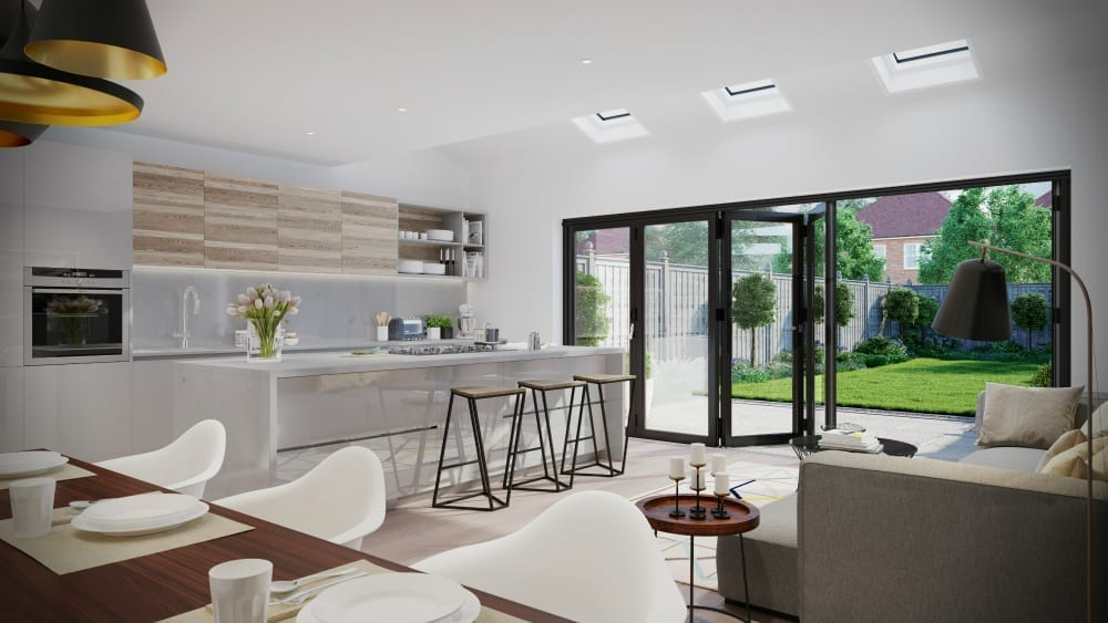 What are the Pros and Cons of Open Plan Living? - Love ...