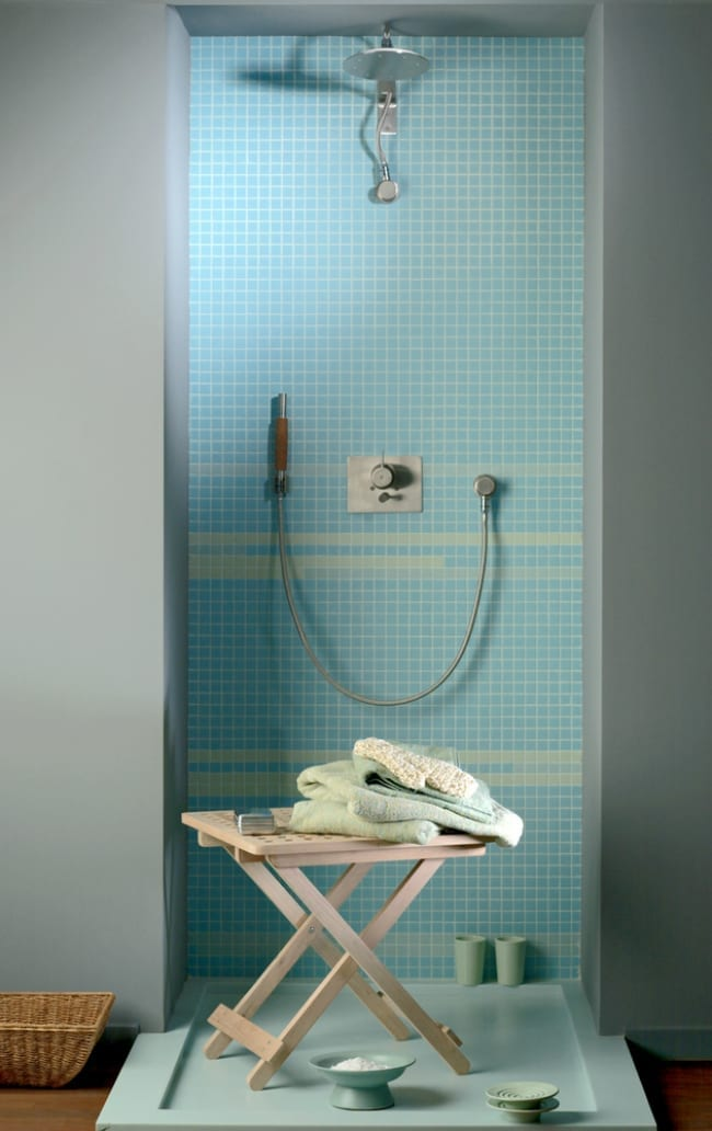 How to Design an Elegant Small Bathroom - Love Chic Living