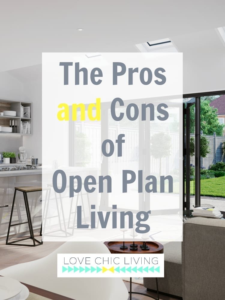 Extending your downstairs living area can be so exciting, but if you want a space that works for all the family, you may need to consider the pros and cons of open plan living. Click through to find out more before you take the plunge.