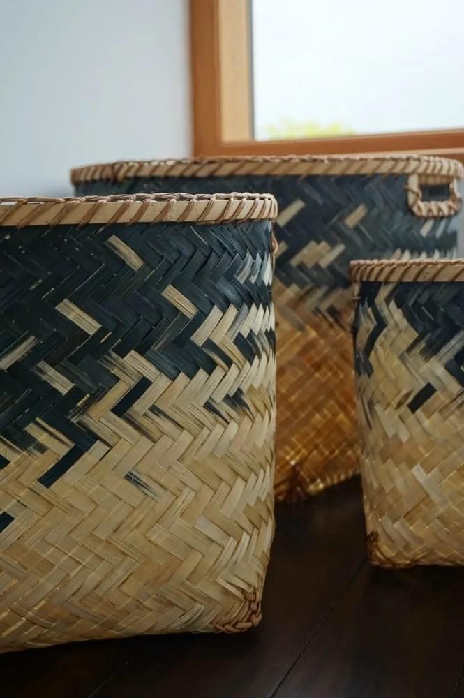 Clas Ohlson storage baskets