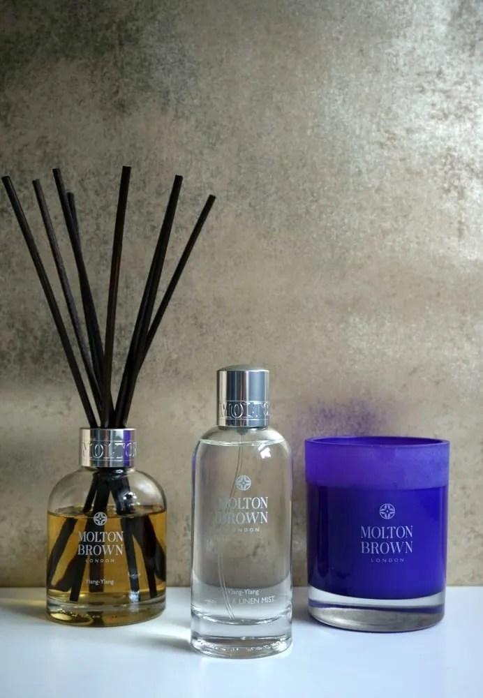 Molton Brown home fragrances review